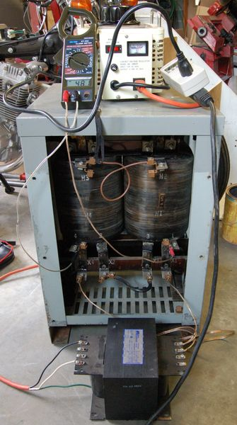 using a 15kva 240v 480v dry transformer to run 460v vfds i ll be able to use much smaller wires on the load side of the transformer since none of my individual 460v loads will exceed even 20a
